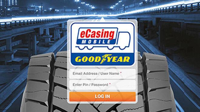 Goodyear crea la app eCasing Mobile para gestión de recauchutado