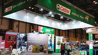 Castrol muestra el programa Castrol Service Plus en Motortec
