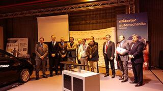 Más de 60 participantes en el concurso de peritación de Cesvimap y Apcas en Motortec