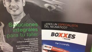 Boxxes, la nueva red de talleres de Nex Tyres