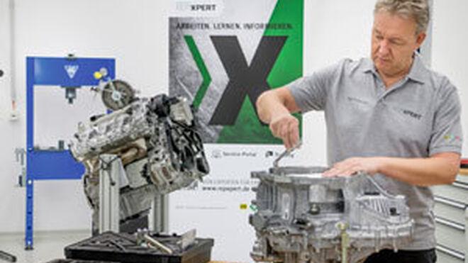 Schaeffler ofrece demostraciones de reparación en vivo en Motortec