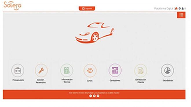 Solera presenta la herramienta de gestión My Taller en Motortec