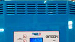 Nuevo cargador de alta frecuencia para baterías de TAB