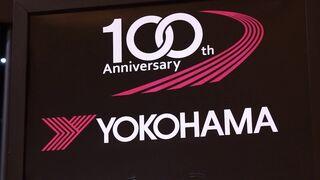 Yokohama celebra su centenario en Motortec