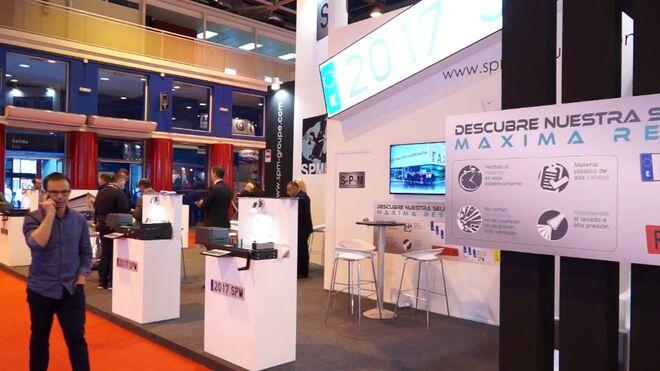 Sistema Plástico de Matrículas (Groupe SPM) presenta su gama de equipos autónomos
