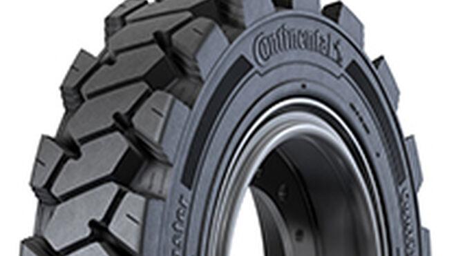 Continental presenta Conti TeleMaster, neumático macizo OTR