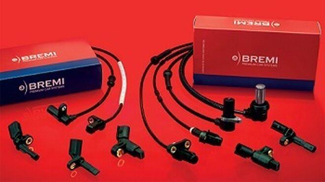 Grovisa incorpora los sensores ABS de Bremi a su catálogo