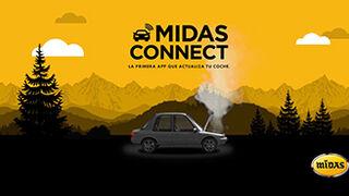 Midas crea una campaña para dar a conocer su app Midas Connect