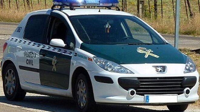 Detenido por robar un coche de un taller y atropellar a un motorista