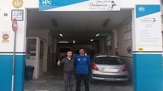 Tallers Antonio Planxa i Pintura estrena imagen PPG Refinish