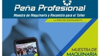 Nueva app para estar informado de la feria Peña Profesional
