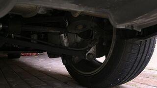 Consecuencias de una suspensión en mal estado para las ruedas