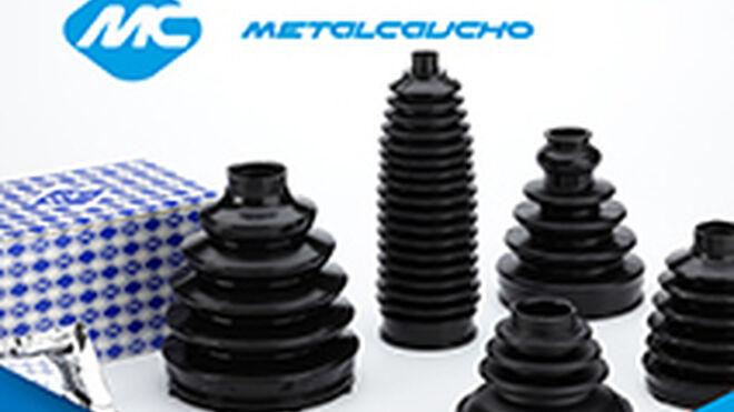 Metalcaucho amplía su gama de fuelles con 202 nuevas referencias