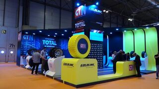Grupo Total Neumáticos presenta su nueva marca privada Goldline
