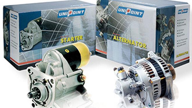 Bosch amplía la gama de motores de arranque y alternadores Unipoint
