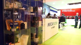 Mecafilter mostró todo su potencial en Motortec