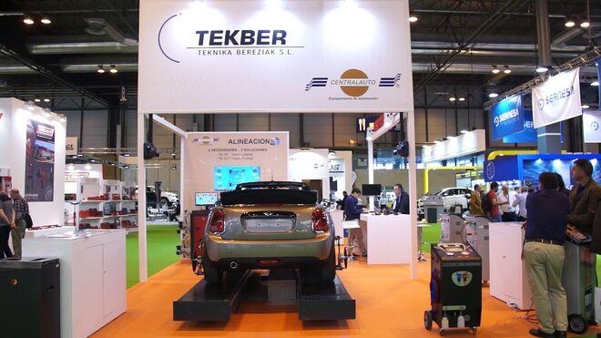 Teknika Bereziak presentó sus principales líneas de producto