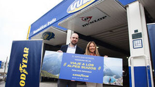 Goodyear entrega el premio de su campaña de invierno