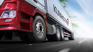 Kumho crea una nueva estrategia de venta para su gama de camión y autobús