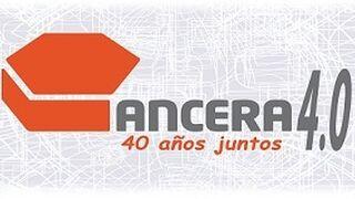 Ancera celebra su 40 aniversario con un nuevo logo