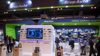 GrupAuto cuenta con más de 40.000 referencias vivas en stock
