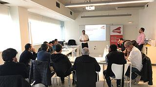 Cromax presenta el Aparejo Ultra Performance Energy en Guipúzcoa