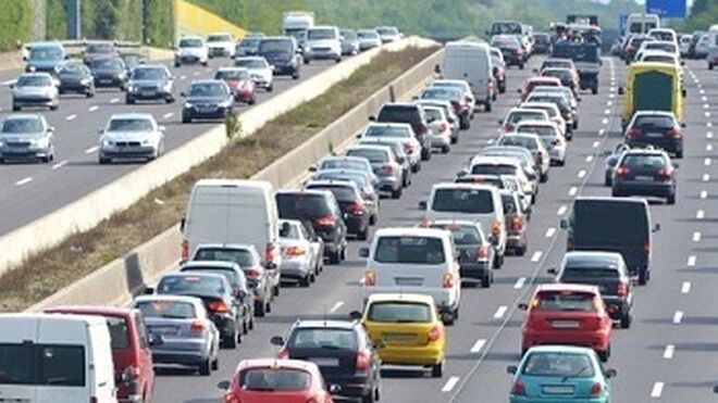 El 57% del parque automovilístico de Zaragoza tiene más de 10 años