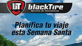 BlackTire regala soportes para móvil por la compra de dos neumáticos