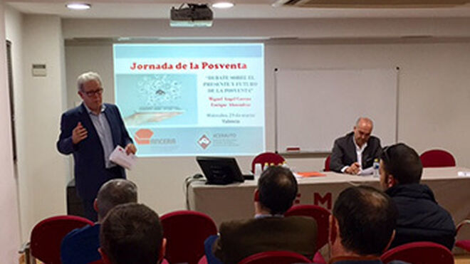 Acerauto y Ancera celebran una jornada sobre posventa en Valencia