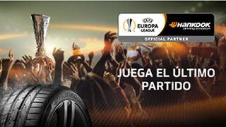 Hankook sortea entradas para la final de la UEFA Europa League