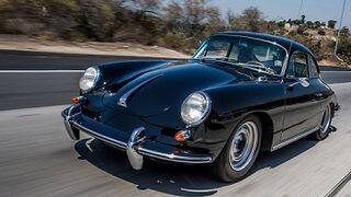 Racetorations, el restaurador de antiguos Porsche