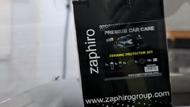 Zaphiro presenta su kit de protección cerámico