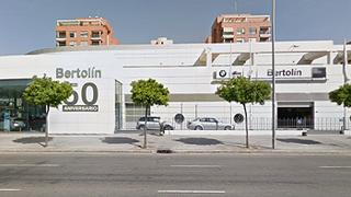 BMW nombra a Bertolín como 'Mejor concesionario' de la firma en 2016