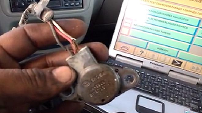 Cómo diagnosticar una caja de cambios automática de un Renault Clio (parte 2)