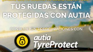 Autia ofrece garantía de cualquier neumático con TyreProtect