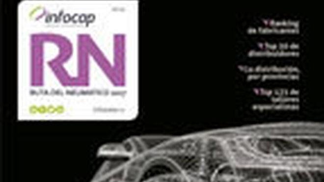 La versión digital de InfoCap Ruta del Neumático 2017, ya disponible