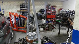 La Policía localiza en Palencia dos talleres irregulares