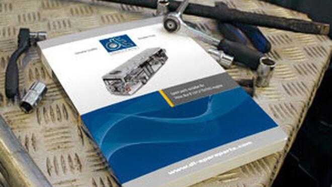 DT Spare Parts amplía su catálogo para autobuses Volvo