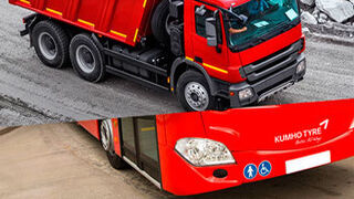 Neumáticos comerciales Kumho, una solución a cada necesidad