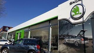 Autos Mistalia, mejor concesionario Skoda de España