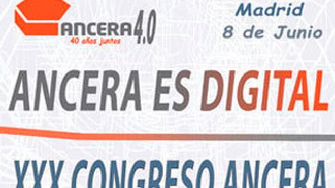 Ancera celebrará su XXX Congreso el 8 de junio