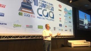 CGA explica lo que invierte en sus redes de talleres