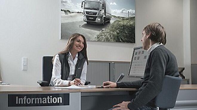 MAN Truck certifica la profesionalización de su red de posventa