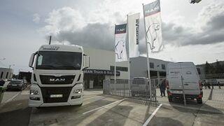 MAN Truck inaugura instalaciones en Verín