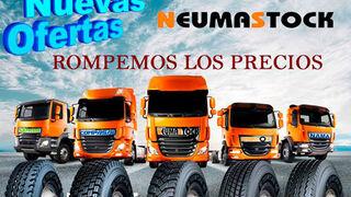 Neumastock ofrece los mejores precios en neumáticos de camión