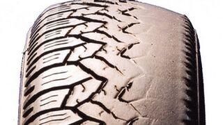 Por qué se produce el desgaste de neumáticos