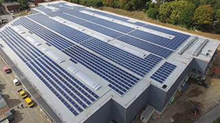 Febi apuesta por la energía verde en su nueva nave de ingeniería