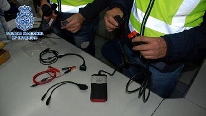 España encabeza la piratería de equipos de diagnosis en Europa