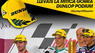 Dunlop sortea en su Facebook las gorras de los campeones