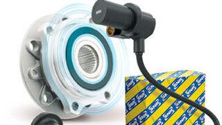 Nueva gama NTN-SNR de captadores de velocidad de rueda